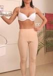 Dlhé elastické nohavice – použitie pri liposukcii kolien a stehien
